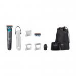 Braun CruZer 6 Body Trimmer With Additional Gillette Blade + Soft Bag
