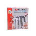Elekta Cordless Stainless Steel Kettle 1.7L, EKT-2730SS