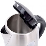 Black & Decker 1.7L 2200W Kettle - Silver, JC400-B5