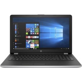 "HP 15-bs004ne Laptop i3,4GB,1TB,2GB,15.6"",Silver"