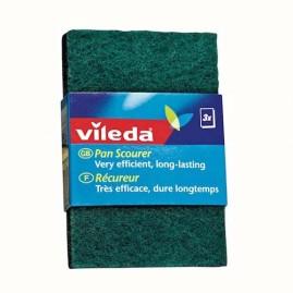 Vileda Scouring Pads 3 pcs , V17