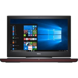 DELL INSPIRON 7577 PREMIUM i7,16GB,1TB+128GB,4D,15.6F inch Gaming NoteBook, 7577-INS-E1127-BLK