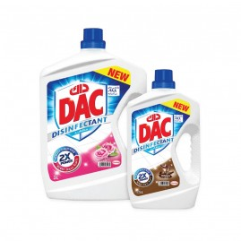 Dac Disinfectant 2x3ltr +1.5Ltr Free