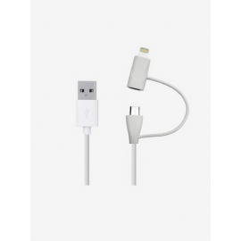 Aiino Lighting & USB Cable Assorted AICLTNGMCRV2MFI