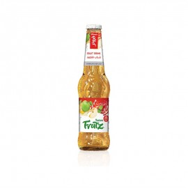 Tropicana Frutz, Apple Cocktail, Glass Bottle, 300ml