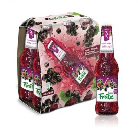 Tropicana Frutz, Blackcurrant Cocktail, 300ml x 6