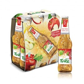 Tropicana Frutz, Apple Cocktail, 300ml x 6