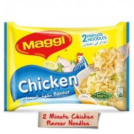 Maggi 2 Minutes Noodles Chicken, 5 Pcs