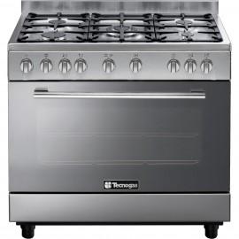 Tecnogas 90x60 Cm Gas Cooker C3X96G5VC