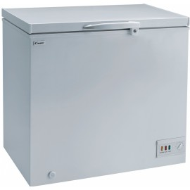 Candy 197L Chest Freezer - White, CCHE210
