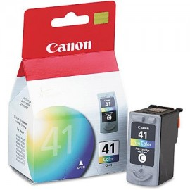 Canon CL-41 Tri-Color Inkjet Print Cartridge