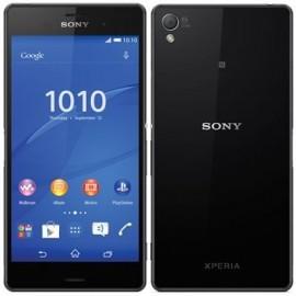 Sony Xperia Z3 Dual Sim, D6633, Black