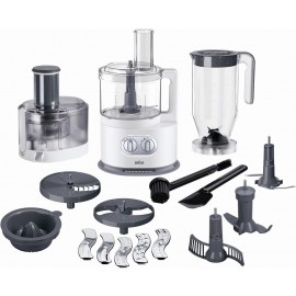 Braun Food processor FP5160 W