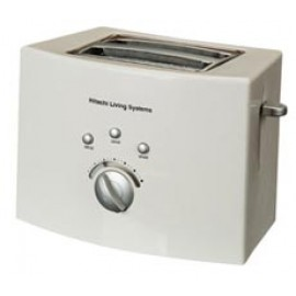 Hitachi 2 Slice Pop Toaster 860W HTO-E10