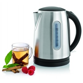 Black & Decker 1.7L 2200W Kettle - Silver, JC400-B5