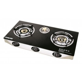 Nikai Triple Gas Burner - NG7093G