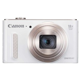 Canon PowerShot SX610 Camera White