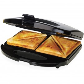 Black & Decker 2 Slice Sandwich Maker, 600W, TS1000-B5