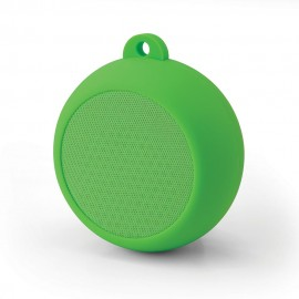 Yell Portable Bluetooth Speaker With Power Bank Green BTS760G
