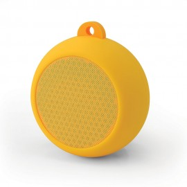 Yell Portable Bluetooth Speaker With Power Bank Yellow BTS760Y