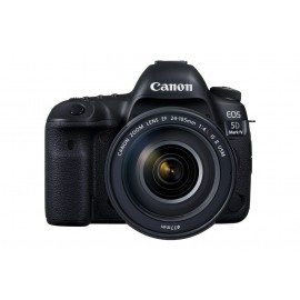 Canon EOS 5D Mark IV DSLR Camera EF 24-105mm f/4L IS II USM Kit
