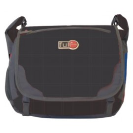 Full Stop (2009) School Bag Color Black Messenger FCBM-711-A