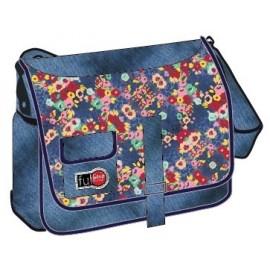 Full Stop (0531) School Bag Printed A Messenger FFBM-606-C16