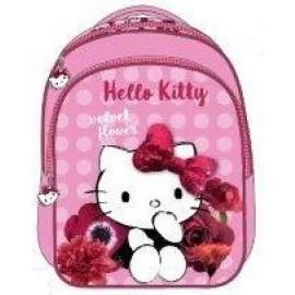 """Hello Kitty School Bag 13"""" Red Velvet BackPack  HK304-1091"""