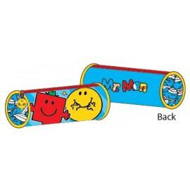 Mr. Men Pencil Case Bag Round MS04-623
