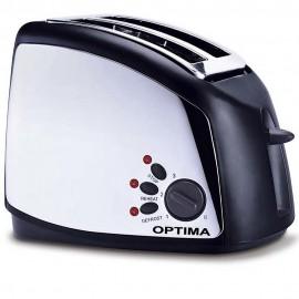 Optima  950W 2 Slice Toaster, TO900