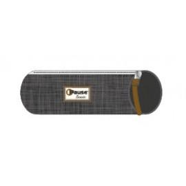 Pause (8255) Basic Pencil Case Bag Black PBSP-623-B16