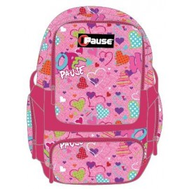 "Pause (1033) School Bag 19"" Hope BackPack  PABB-506-E16"