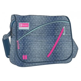 Pause (2764) School Bag Dot Messenger PFDBT-1113-A16
