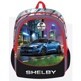 "Shelby (3082) School Bag BackPack  FP 17.5"" SH03-1133B"