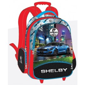 "Shelby (3105) School Bag BackPack  13"" SH03-1140"