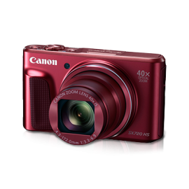 Canon Power Shot Digital Camera SX720HS Red