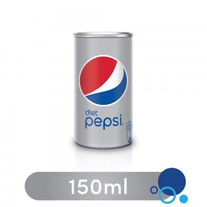 Pepsi Diet Can - 150 ml