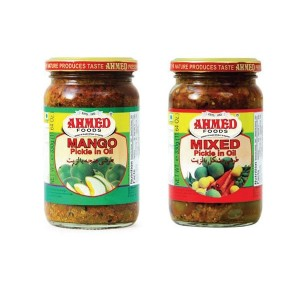 Ahmed Mixed Pickles 330Gm @S