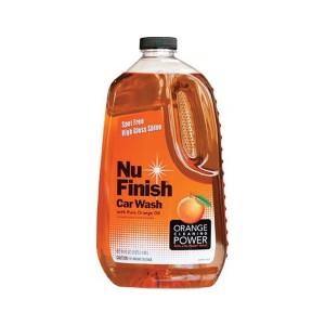 Nufinish Car Wash 64 Oz