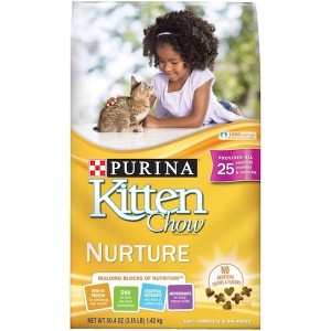 Purina Kitten Chow Dry Food 1.43Kg
