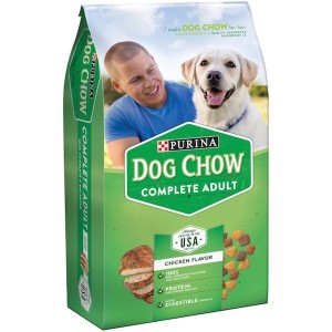 Purina Dog Chow Complete Dry Food 4Kg, 5 Pcs