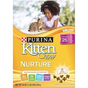 Purina Kitten Chow Dry Food 510g