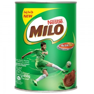 Nestle MIlo Energy Chococlate Drink, 450g Pouch
