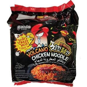 Paldo Paldo Volcano Chicken Noodle -
