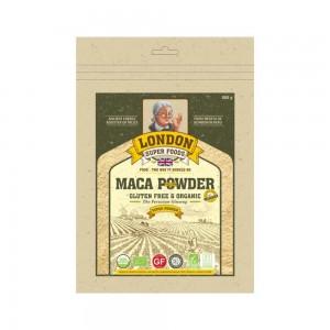 London Super Food Maca Powder : Super Food Powder : Organic & Gluten Free, 500 gm