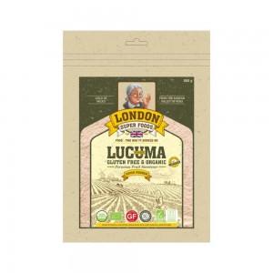 London Super Food Lucuma Powder : Super Food Powder : Organic & Gluten Free, 500 gm