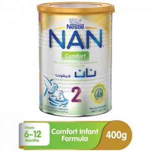 Nestle Nan Comfort 2 400g Tin