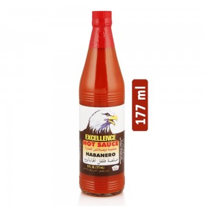 Excellence Habanero Hot Sauce - 177 ml