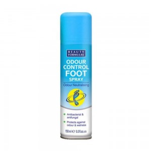 Foot Spray Odour Control