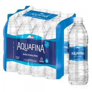 Aquafina Bottled Drinking Water, 500ml x 12